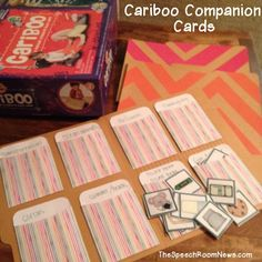 Cariboo is my absolute favorite game for preschool speech therapy. I've been using this game for seven years and it's still going strong! Cariboo was a cranium game. It is no longer made. I see it ...