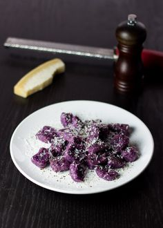 Purple Sweet Potato Ricotta Gnocchi-7