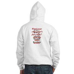 Custom MMO Character Hoodie Ffxi Hooded Sweatshirt by CafePress