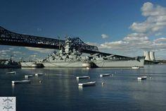 USS Massachusetts BB59