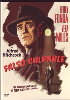 Directed by Alfred Hitchcock. With Henry Fonda, Vera Miles, Anthony Quayle, Harold J. True story of an innocent man mistaken for a criminal. Alfred Hitchcock, Hitchcock Film, Man Movies, Good Movies, Movie Tv, Cinema Movies, Indie Movies, Tyrone Power, Barbara Stanwyck