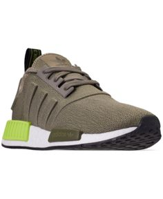 99181008381328 adidas Men s Nmd R1 Casual Sneakers from Finish Line - Tan Beige 11.5 Mens  Nmd