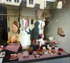 knitted butchery