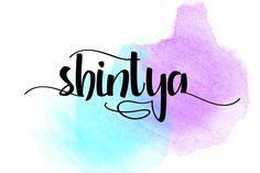 Shintya by Incools Design Studio on @creativemarket