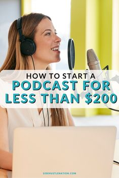 I'm almost 7 years into hosting The Side Hustle Show, and what started as a little side-project experiment has turned into a life-changing adventure.I've had the unique opportunity to meet some amazing entrepreneurs, share their stories, and build a worldwide audience of listeners. Oh, and build a really rewarding business as well. Extra Cash, Extra Money, Sales And Marketing, Online Marketing, Make Money From Home, How To Make Money, Starting A Podcast, Sales Strategy, Life Changing