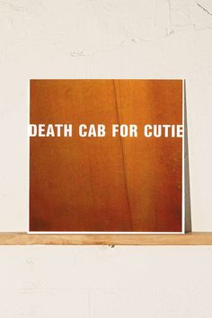 Death Cab For Cute - The Photo Album LP - Urban Outfitters