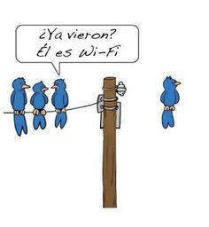 Hasta la NATURALEZA se ACTUALIZA, miren! #Tecnología #SocialMedia