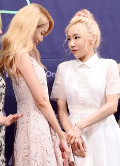 150721 Onstyle 'Channel SNSD' Press Conference SNSD Yoona Taeyeon
