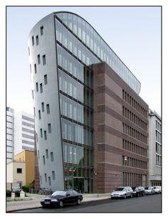 Haus der presse in Berlin by Jo Franzke Architekten