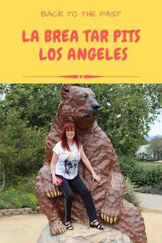 Back to the past when visiting La Brea Tar Pits Los Angeles. – My Store Reisen In Die Usa, Disneyland Pins, Los Angeles Travel, Travel Tags, Reisen In Europa, Beautiful Places In The World, Best Places To Travel, United States Travel, European Travel