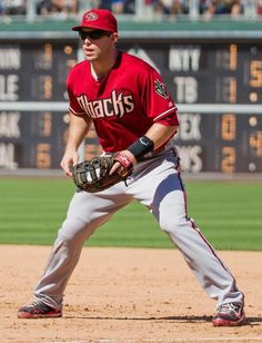 Arizona Diamondbacks first baseman Paul Goldschmidt