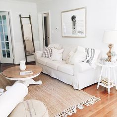 Lovely neutrals from #mycovetedhome via @laurmcbrideblog
