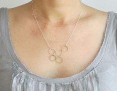 honeycomb necklace--image via etsy