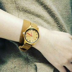 Bamboo watch also looks well with girl    #stylish #bamboowatches  #woodwatches #ecofriendly #wristswatch #instawatches #mensfashion #mensaccessories #womensfashion #womenswatch #womensaccessories #wristwear #watches #travelaccessories #travelgear #backpackers #ilovemybamboowatch #bbcraftmanship #giftidea #uniquegifts #bamboowatch #vintagewatch #vintagewatches