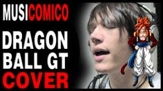 Dragon Ball GT - Abertura - Sorriso Resplandecente (Completa em Português)