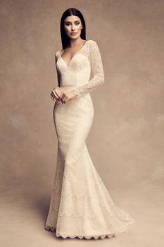 eda54f58073f2 45 Best Paloma Blanca images | Bridal gowns, Wedding dress styles ...