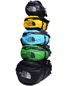 The North Face Bags, Duffle Bags! Love the Blue & green! SD