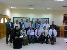 University of Sharjah, English Language Centre Professional Development Committee, helping Madares Al Ghad teachers from Muath Bin Jabal Boys' Secondary School, Sharjah Education Zone, 2009.