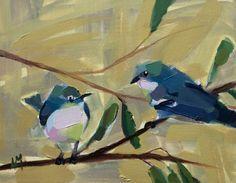 by prattcreekart on Easy #birds #angelamoulton