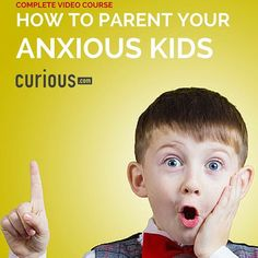I took all that I teach parents in my child therapy practice and condensed it into 11 quick lessons. Help your anxious child by visiting http://www.curious.com/anxioustoddlers and get started! @curious #anxioustoddlers #anxiety #childanxiety #childhoodanxiety #childhood #momof3 #motherhood #specialneedsmom #specialneeds