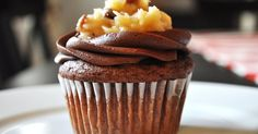 I made some cupcakes and let me tell you something, they are Gooooooood!   My husband actually asked me what bakery I got these fro...