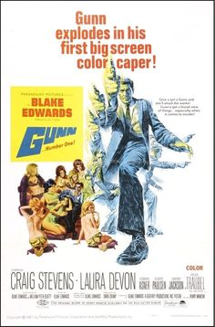 Gunn - USA (1967) Director: Blake Edwards