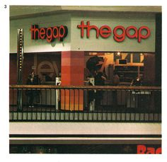 Vintage Gap Store
