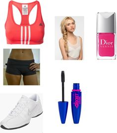 """""""Workout Day"""" by corri-roberts on Polyvore"""
