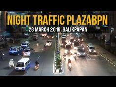 Night Traffic @ Plaza Balikpapan