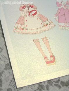 Lolita Paperdoll