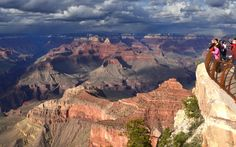 Mather Point, Grand Canyon, AZ (Best Views In America)