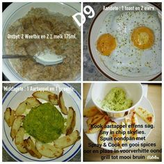 dag 9 28 Dae Dieet, Dieet Plan, Diet Recipes, Recipies, Day Plan, Healthier You, Eating Plans, Healthy Living, Eating Healthy
