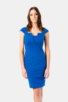 Online Women's Fashion - Kiku Boutique - Structured Corporate Dress AUD$48 Young Fashion, Work Fashion, Women's Fashion, Fashion Ideas, Womens Fashion Online, Aud, Product Launch, Dresses For Work, Boutique