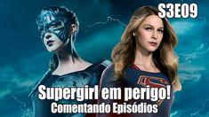 Supergirl  - Reign - A queda da Supergirl - (S3E09) Comentando episodio https://youtu.be/v29Prmb4ZOs