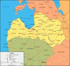 Latvia - Bing Images