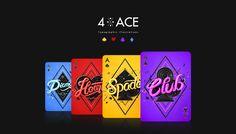 4 X ACE on Behance