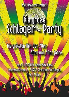 FORO DESGUACE - Schlager-Party - CONCENTRAS, FIESTAS Y CONCIERTOS