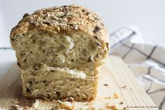 Pan de molde de muesli y chocolate   El recetario de mi cocina