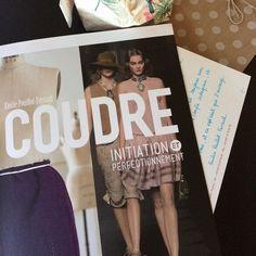C'est la fête dans ma boîte aux lettres ces jours-ci. J'ai reçu le livre de @mapolloche et un joli cadeau. Quel travail! Bravo!