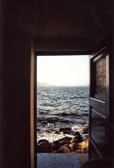 Door to the Sea, Kos, Greece