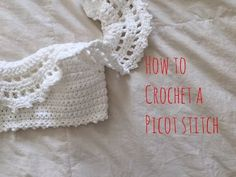 DIY Crochet Top // Braedyn Bralette part 1 Crochet Halter Tops, Diy Crochet Bikini Top, Crochet Bikini Pattern, Crochet Crop Top, T-shirt Au Crochet, Crochet Shirt, Crochet Stitches, Crochet Clothes, Diy Clothes