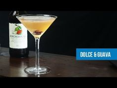 Dolce and Guava Cocktail Recipe