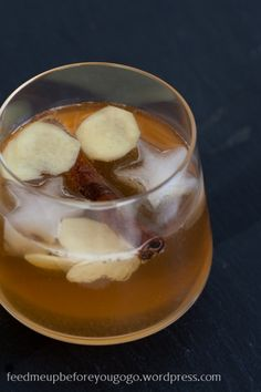 Grace Under Pressure: apple-ginger-whisky // feed me up before you go-go