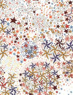 Stragier - Liberty Tana Lawn - 8031 Adelajda - Multicolore
