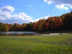 Pennsylvania in fall