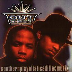 OutKast - southernplayalisticadillacmuzik.
