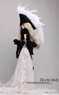 Art dolll - Aurora by Doll-Zone