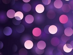 Unfocused Purple Bokeh Lights (click to view)
