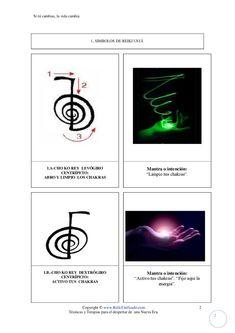 """simbolos de reiki con imagenes, intenciones by NeoConcienciA ® Nuevo Paradigma Terapéutico """"Sí Tú Cambias, La Vida Cambia"""". - issuu"""