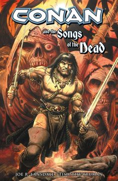 Conan and the Songs of the Dead - https://www.superheroesforsale.net/comic/conan-and-the-songs-of-the-dead/